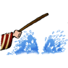 Parting of the Red Sea | Exodus Clip Art