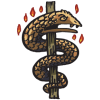 Make you a fiery serpent and set it upon a pole | M