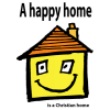 A Happy Home is a Christian Home