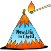 Christian Life Firework | 4th of July Clip Art