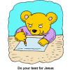 Do your best for Jesus