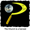 The church is a harvest
