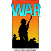 War will end when Jesus reigns, Revelation 20