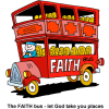The FAITH bus - let God take you places