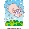 Flying Pig - Pigs will fly before Gods Word fails