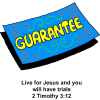 Guarantee | 2 Timothy Clip Art