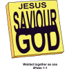 God and Saviour | 2 Peter Clip Art