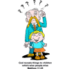 Revelation to Children | Matthew Clip Art