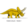 The Triceratops Was Created on the Sixth Day