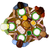Thanksgiving Table | Thanksgiving Clip Art