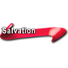 Ribbon Salvation Button