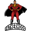 Superman Hero as a Father