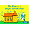 Prayer Conditioned | Prayer Clip Art