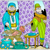 Hophni and Phinehas | 1 Samuel Clip Art