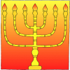 Menorah | Numbers Clip Art