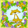 Little Foxes That Spoil the Vine | Song of Solomon Clip Art