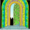 Gate Called Beautiful | Acts Clip Art