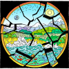 Shattered World | Haggai Clip Art