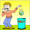 Earth Trash | Romans Clip Art