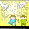Laid Up Goodness | Psalms Clip Art