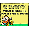 Moral Choices of Children
